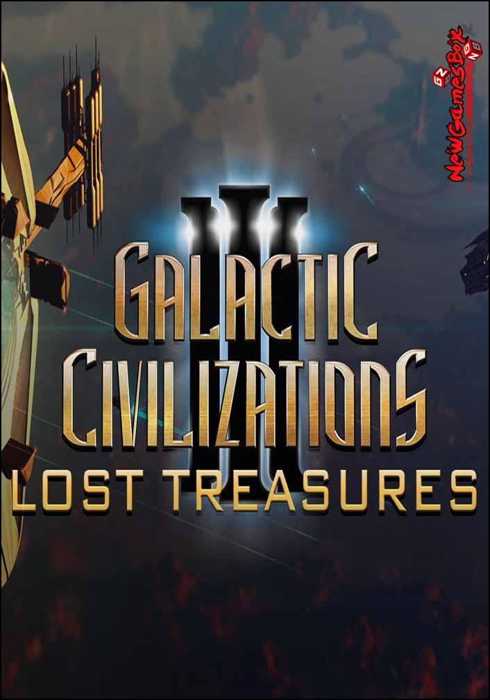 Galactic Civilizations 3 Lost Treasures DLC Free Download