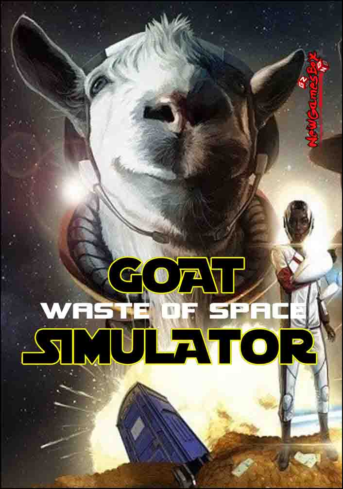 Goat Simulator Waste of Space Free Download