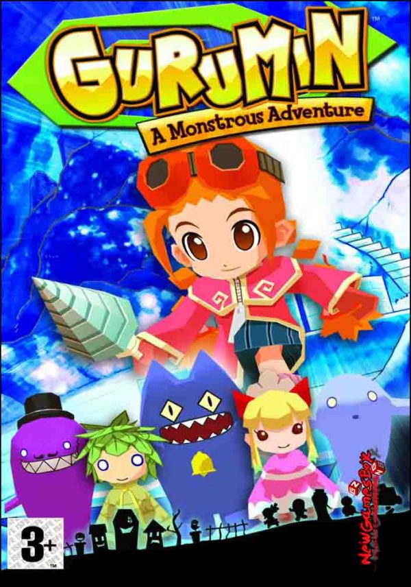 Gurumin A Monstrous Adventure Free Download