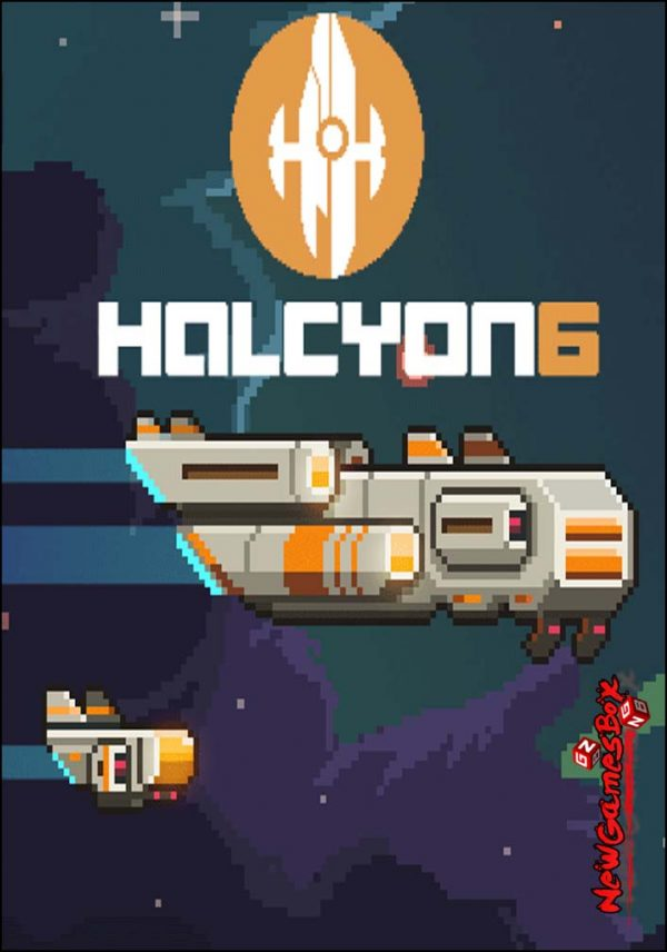 Halcyon 6 Starbase Commander Free Download