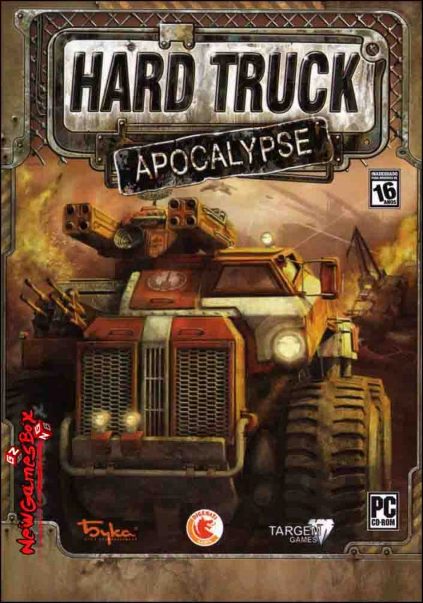 Hard Truck Apocalypse Free Download