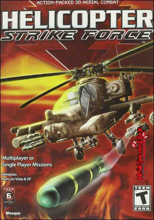 Helicopter Strike Force Free Download