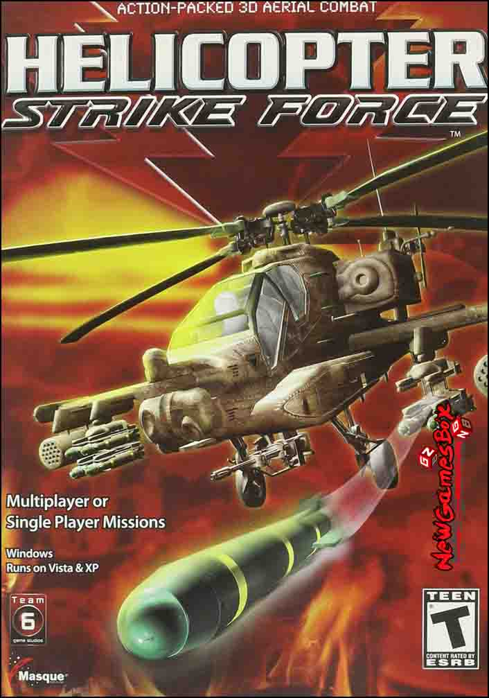 Helicopter strike force trainer full version