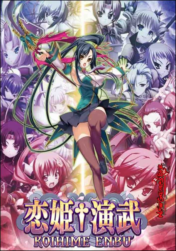 Koihime Enbu Free Download