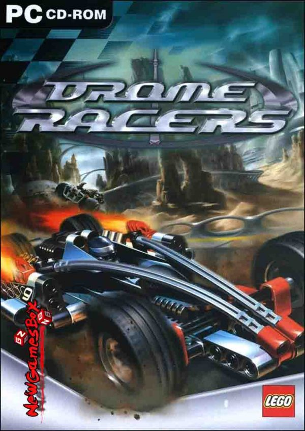 LEGO Drome Racers Free Download
