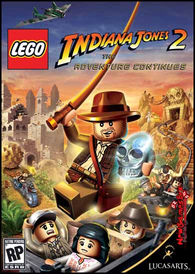 LEGO Indiana Jones 2 The Adventure Continues Free Download