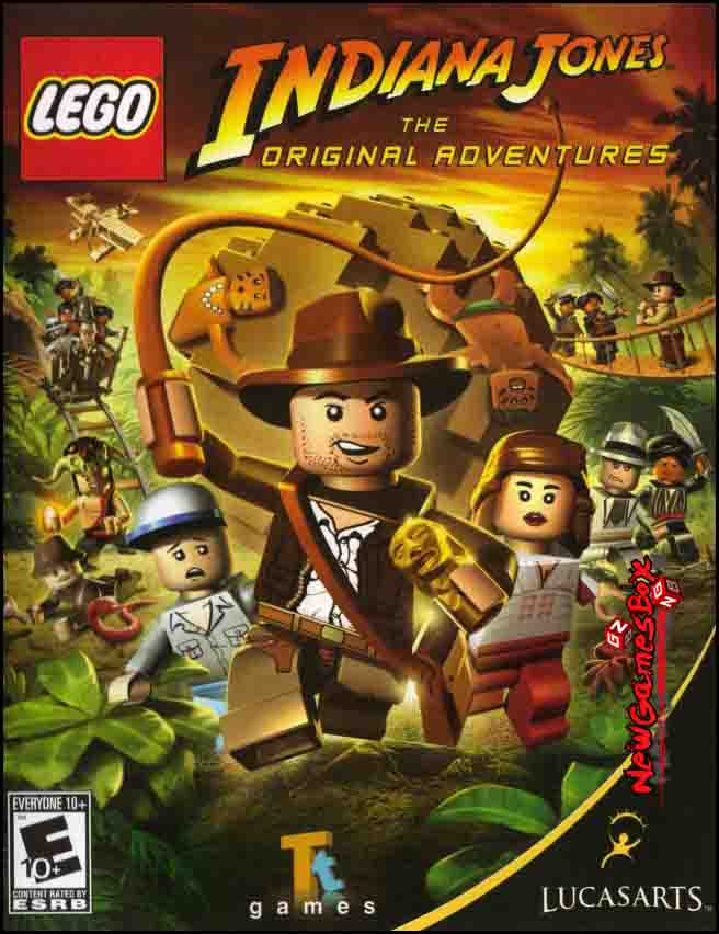 LEGO Indiana Jones The Original Adventures Free Download