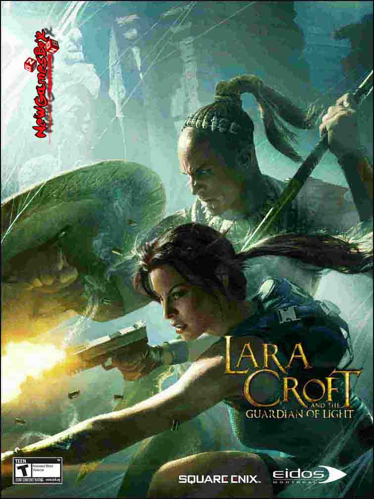 Lara Croft And The Guardian Of Light Free Download