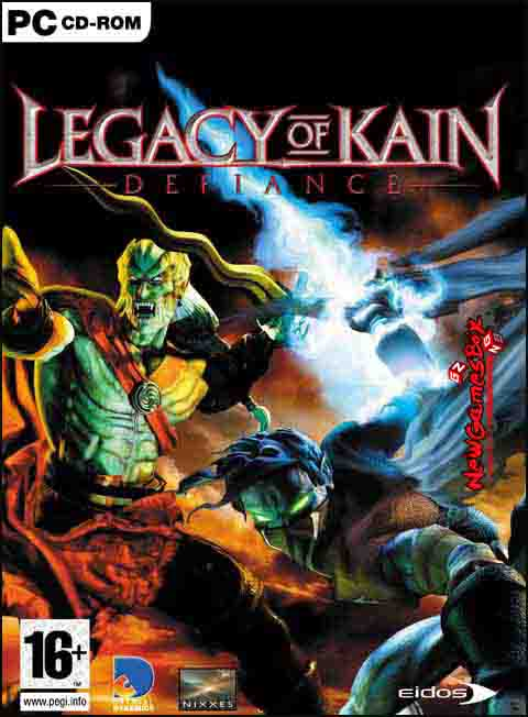 Legacy of Kain Defiance Free Download