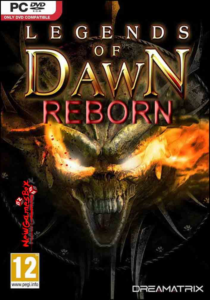 Legends of Dawn Reborn Free Download
