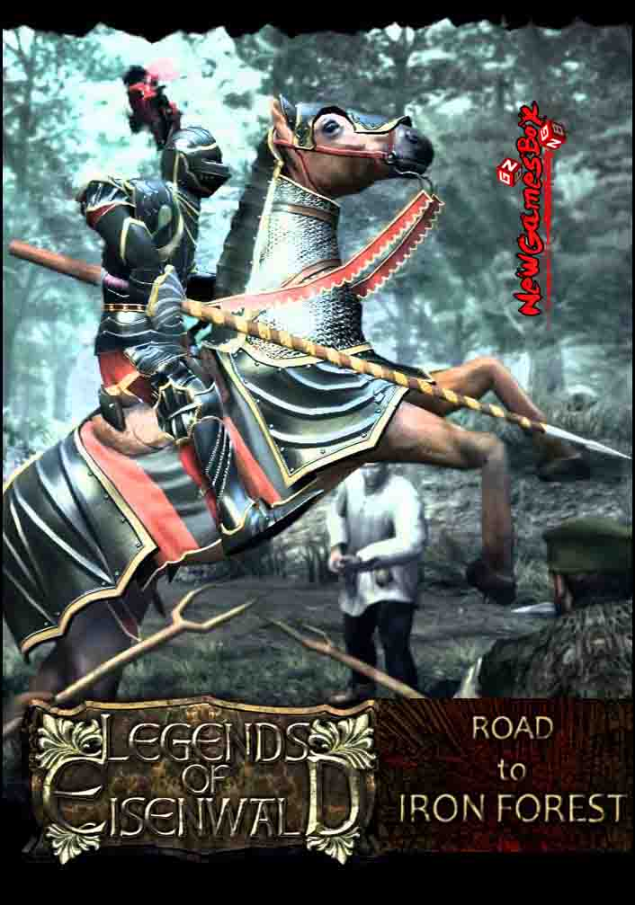 Legends of Eisenwald Road to Iron Forest Free Download