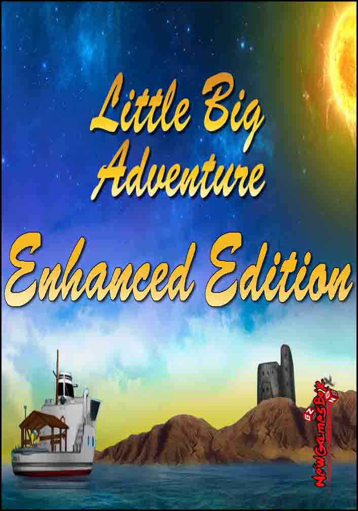 Little Big Adventure Enhanced Edition Free Download