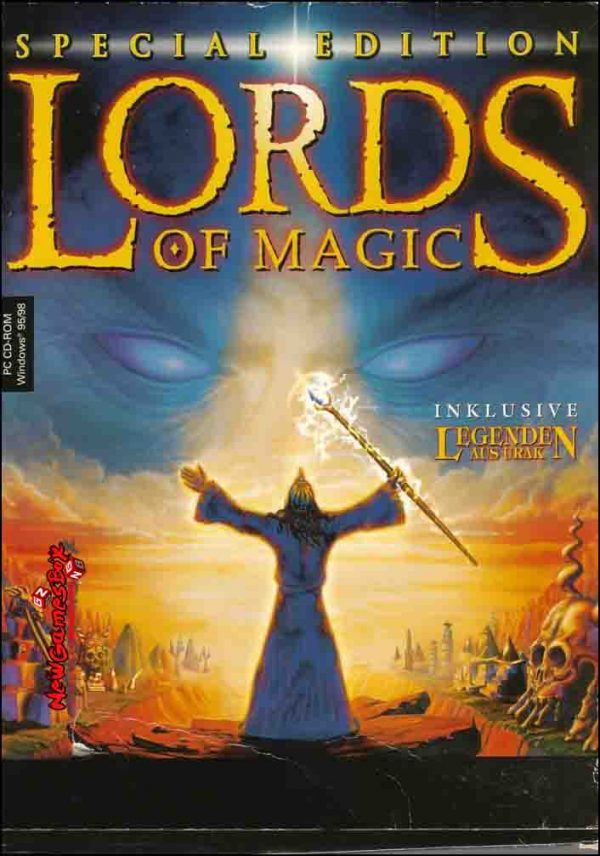 Lords of Magic Special Edition Free Download