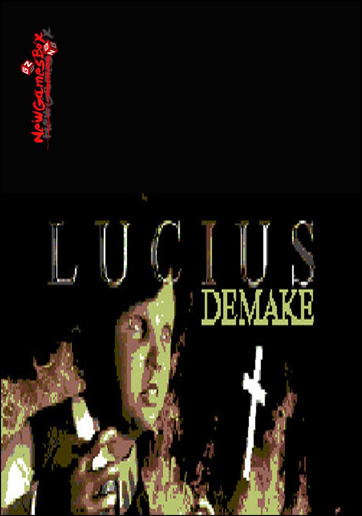 download game lucius pc full