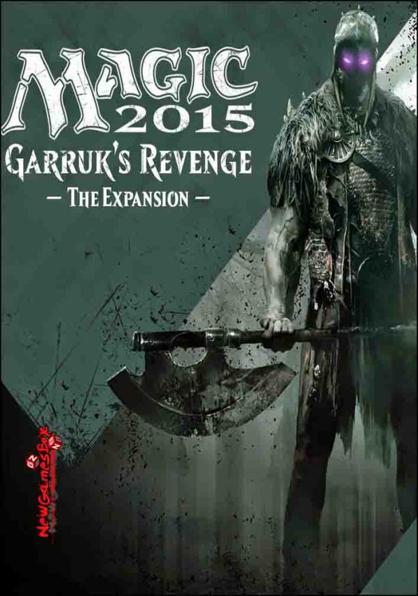Magic 2015 Garruks Revenge Expansion Free Download