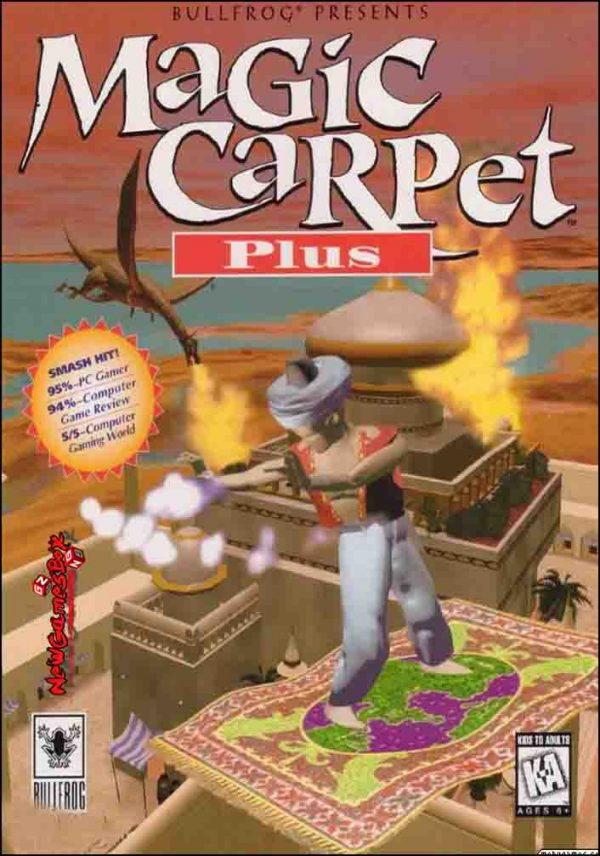 Magic Carpet Plus Free Download