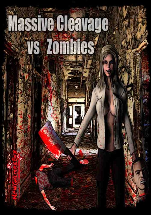 Massive Cleavage vs Zombies Awesome Edition Free Download