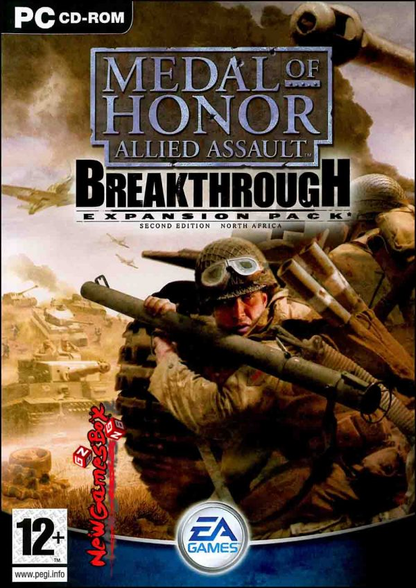 Medal of Honor Allied Assault - Breakthrough Free Download