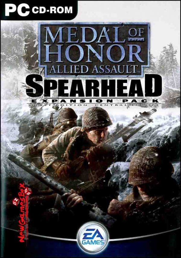 Medal of Honor Allied Assault - Spearhead Free Download