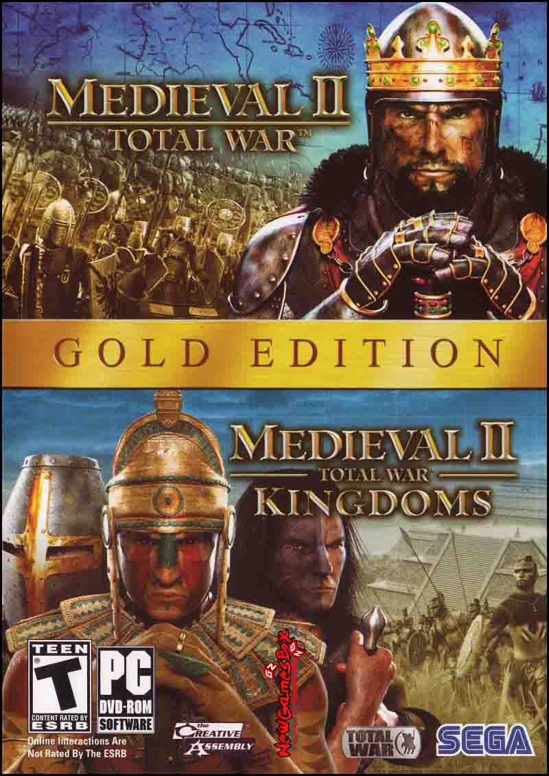 Medieval II Total War Gold Edition Free Download