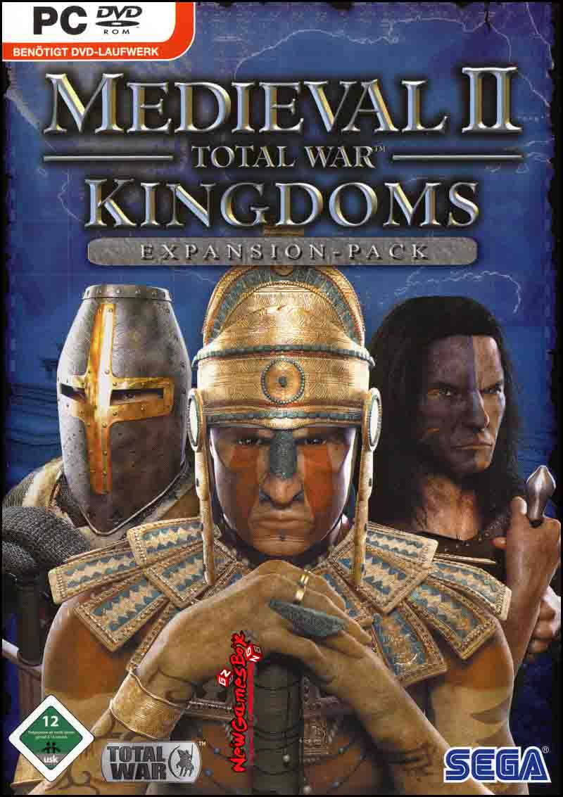 Medieval 2 Total War Kingdoms Free Download Full Setup
