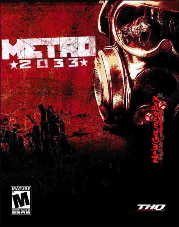 Metro 2033 Free Download