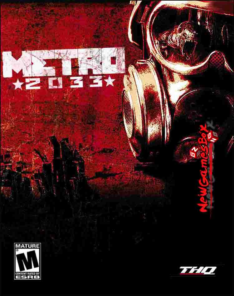 Metro 2033 Free Download