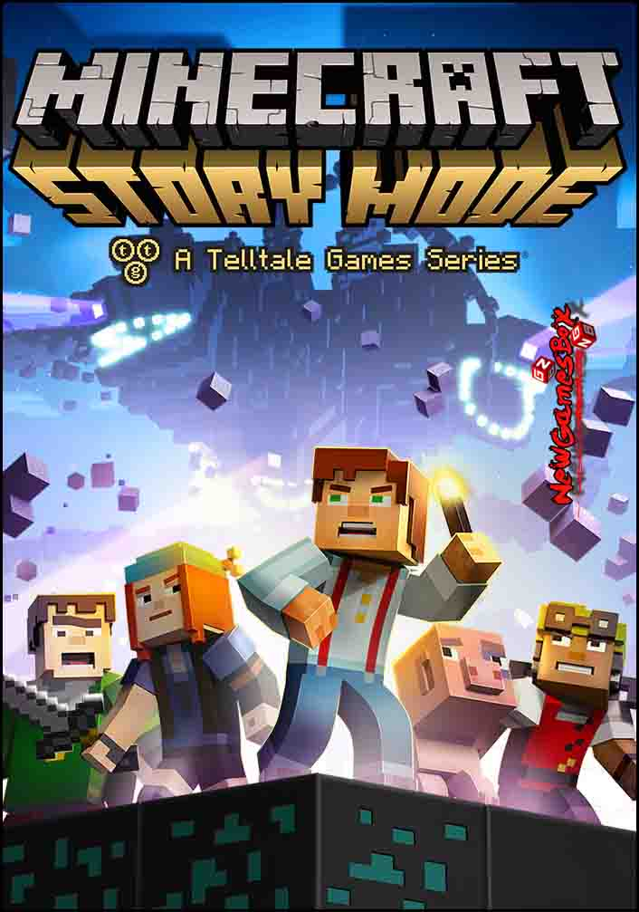 System Requirements Of Minecraft Story Mode Season Two Windows Game
