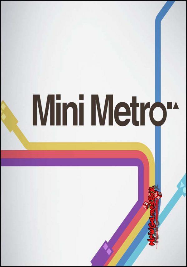 Mini Metro Free Download
