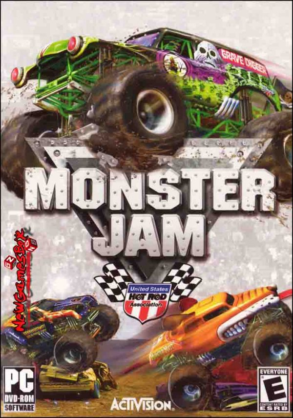 Monster Jam Free Download