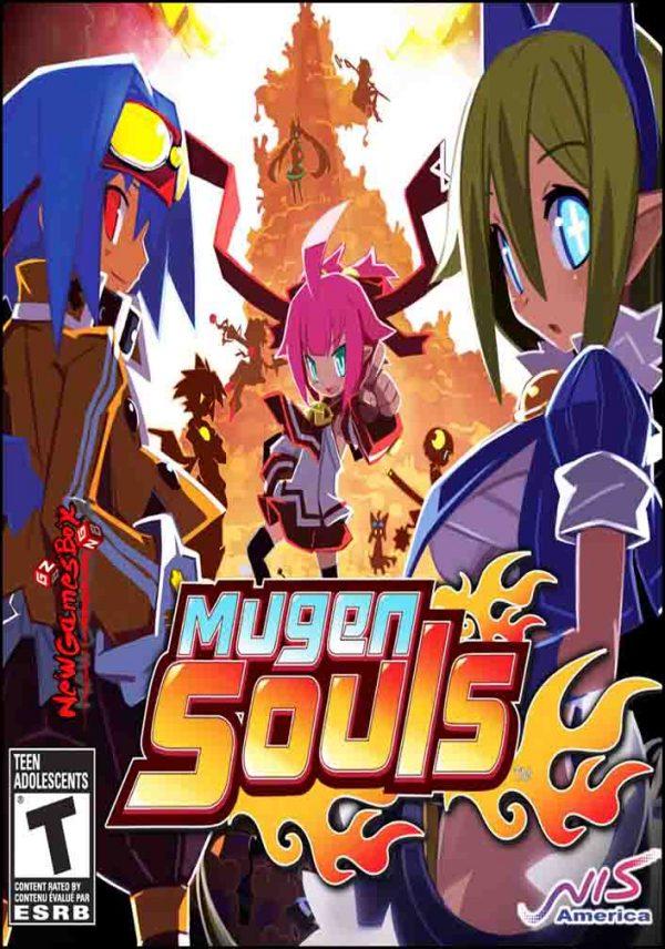 Mugen Souls Free Download