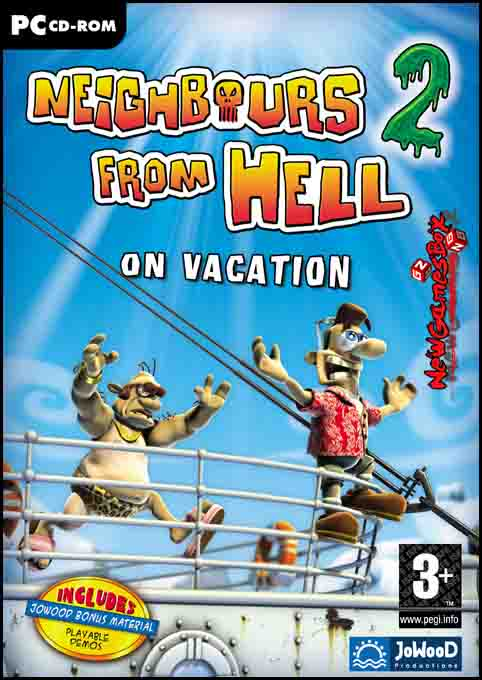 Neighbours From Hell On Vacation Free Download