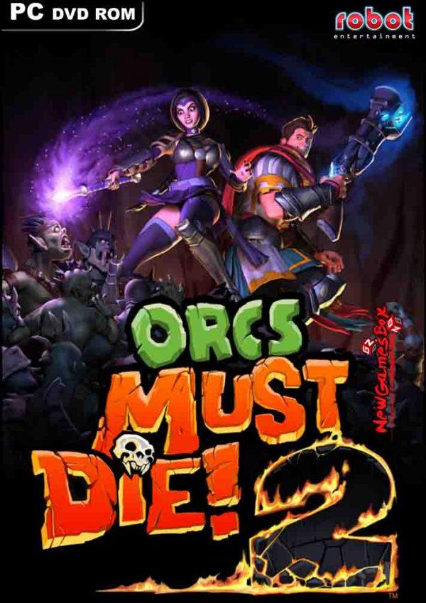Orcs Must Die 2 Free Downloa