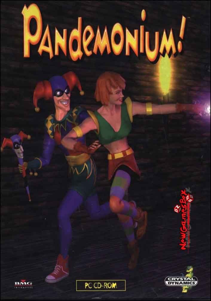 pandemonium 1 pc game free download