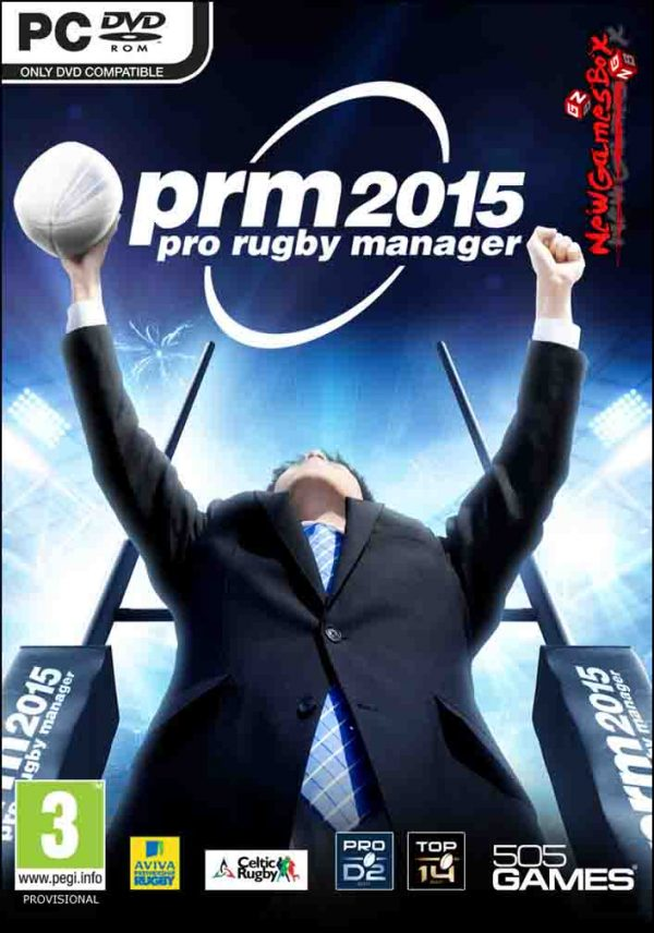 Pro Rugby Manager 2015 Free Download