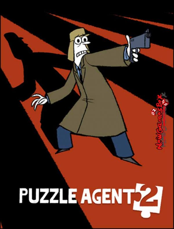 Puzzle Agent 2 Free Download