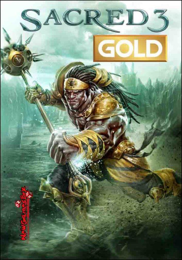 Sacred 3 Gold Free Download