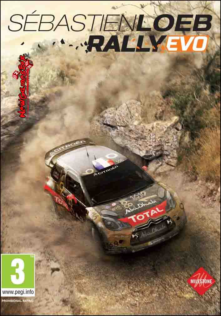Sebastien Loeb Rally EVO Download Free Full Version Setup
