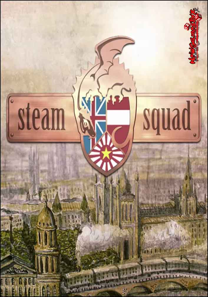 Steam Squad Free Download Full Version PC game Setup