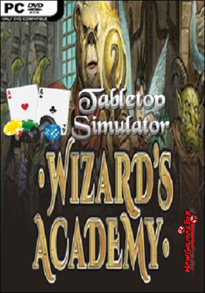 Tabletop Simulator Wizards Academy Free Download