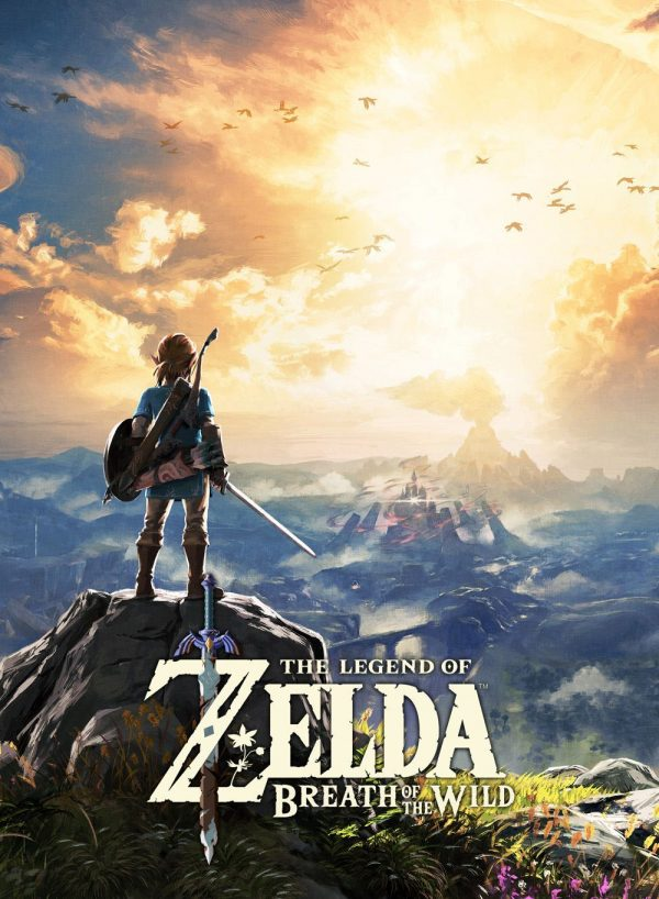 The Legend of Zelda: Breath of the Wild Free Download PC Game Setup