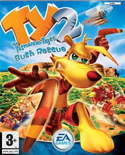TY the Tasmanian Tiger 2 Free Download Full Version PC Game Setup