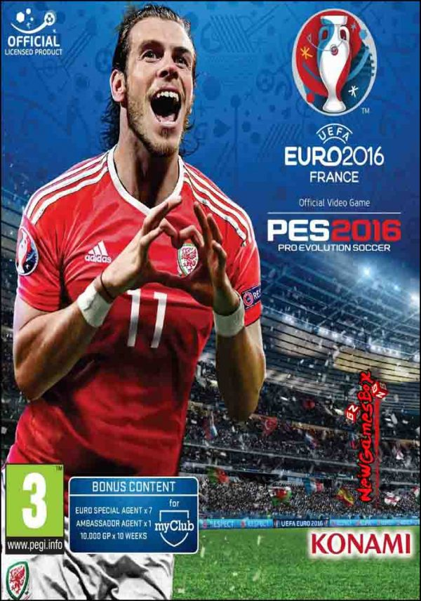 UEFA Euro 2016 France Free Download