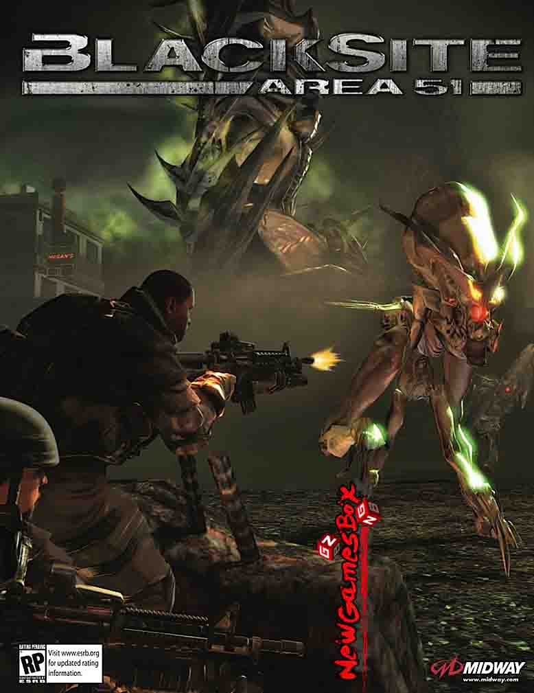 BlackSite Area 51 Free Download Full Version PC Game Setup