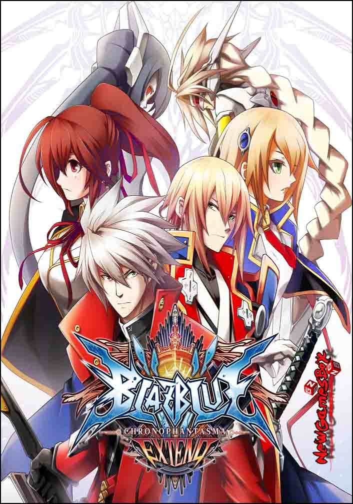 BlazBlue Chronophantasma Extend Free Download