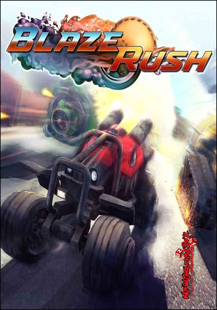 BlazeRush Free Download