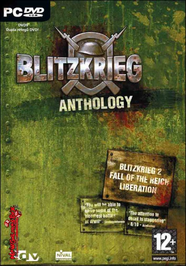 Blitzkrieg Anthology Free Download