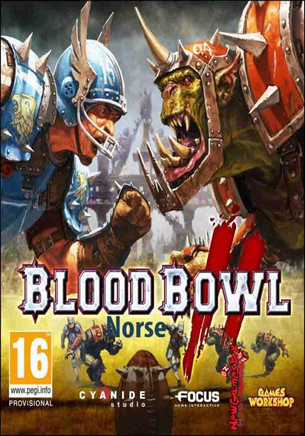 Blood Bowl 2 Norse Free Download