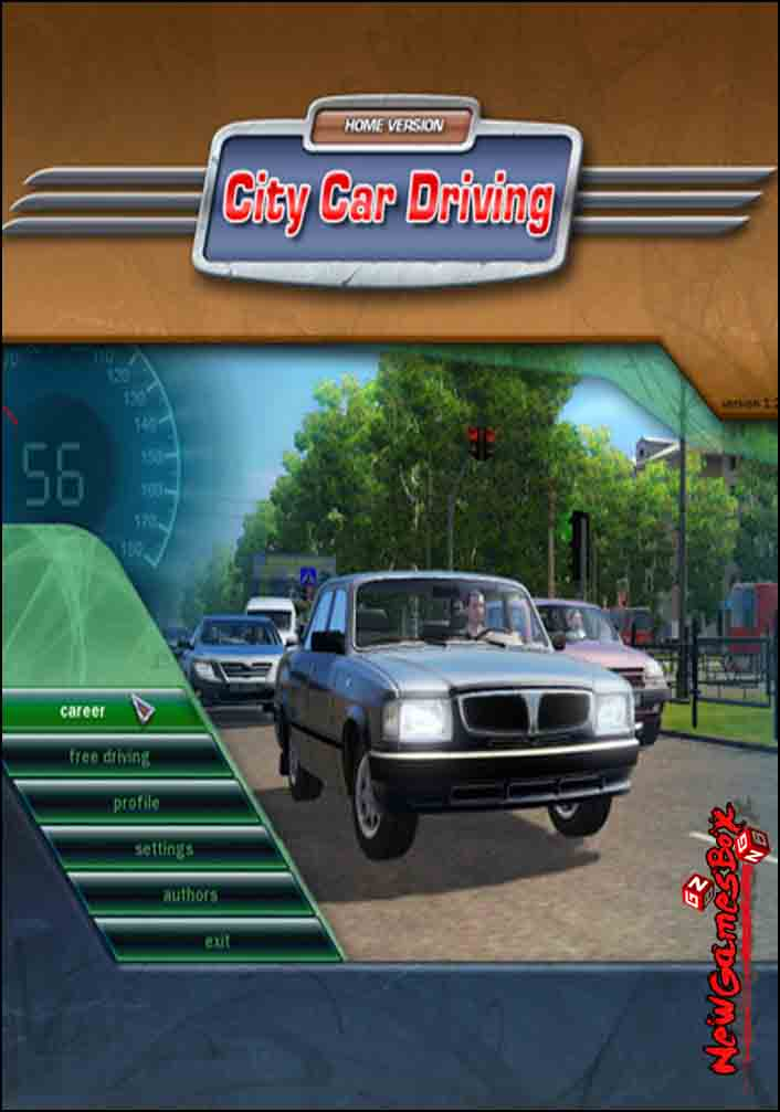 City Car Driving Simulator Pc Demo