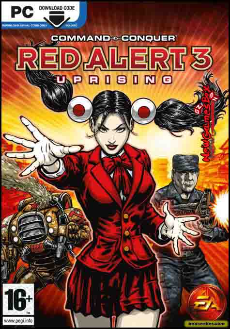 Command And Conquer Red Alert 3 Uprising Full Crack